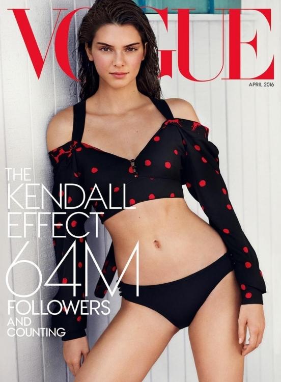 Спецвыпуск American Vogue, апрель 2016