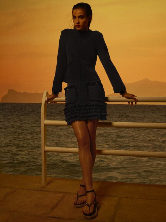 Chanel Cruise 2021 by Karim Sadli фото