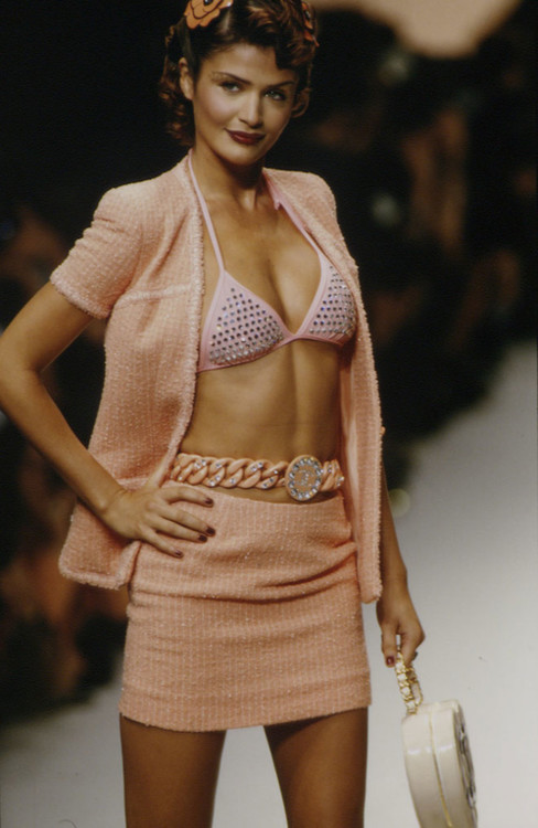 Chanel весна-літо 1995