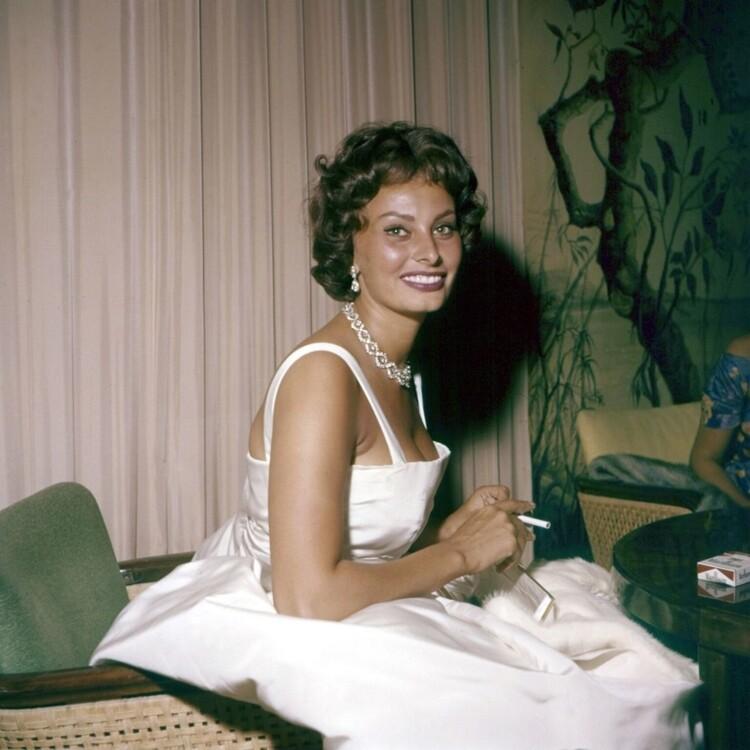 Софі Лорен, 1958 рік