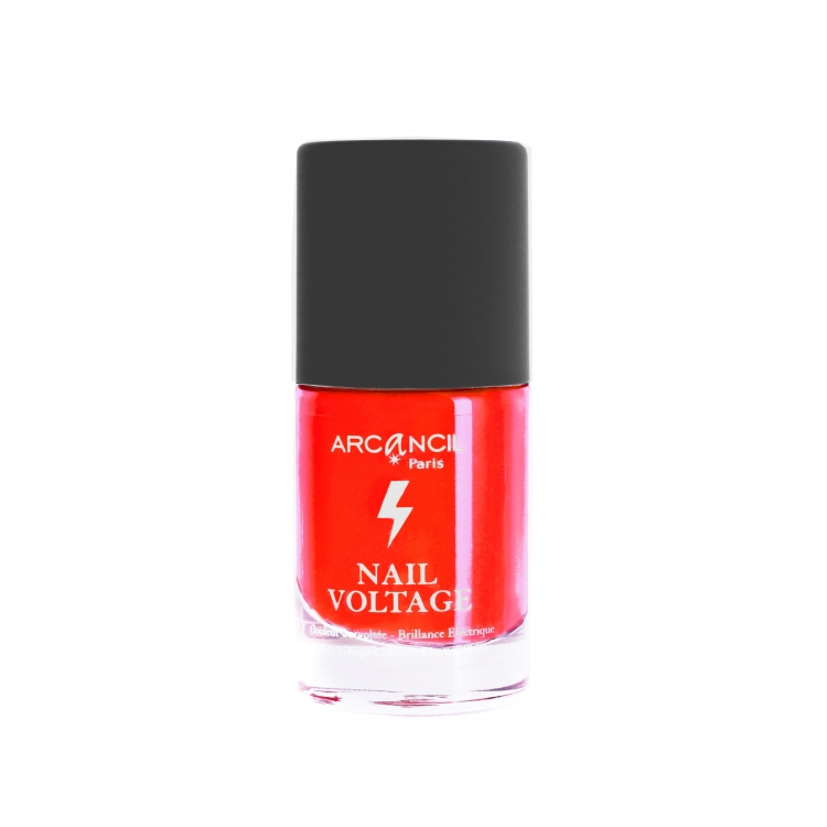 Лак для ногтей Nail Voltage, № 070 Rouge Authentic, Arcancil