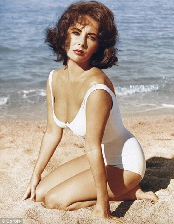 "Элизабет Тейлор ""Внезапно прошлым летом"" (1959)"