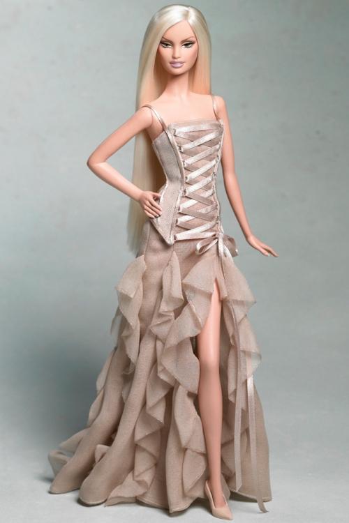 Барби в Versace