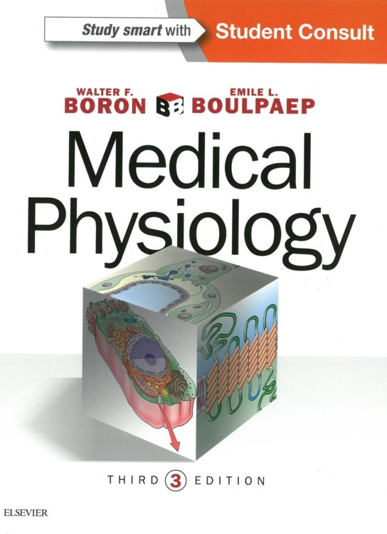 Medical Physiology : Walter F. Boron, Emile L. Boulpaer