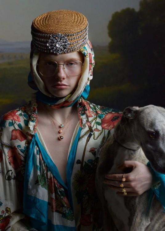 5c1ce28160de9 - Новая коллекция украшений от Gucci