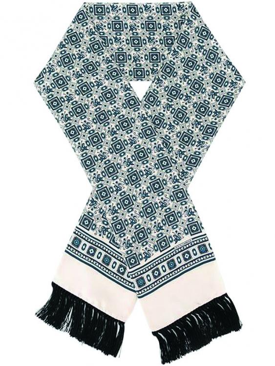 Шелковый шарф, Dolce & Gabbana
