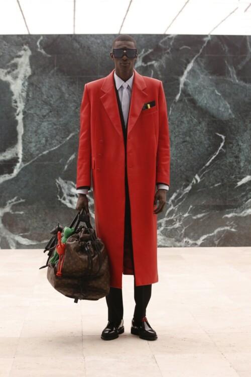 Louis Vuitton Menswear осінь-зима 2021/2022