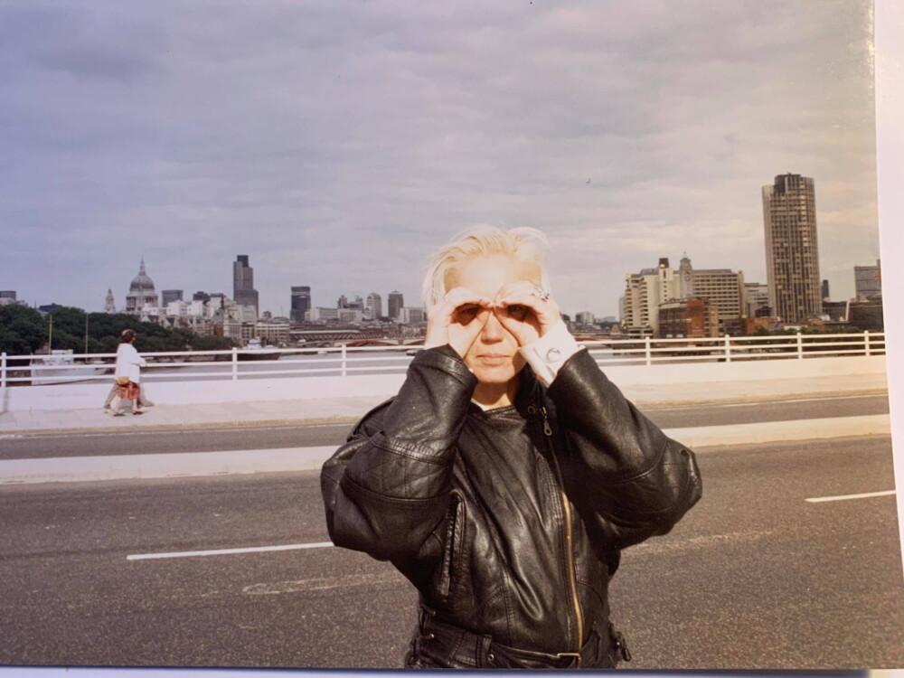 Валерия Трубина в Чикаго, 1990-ые