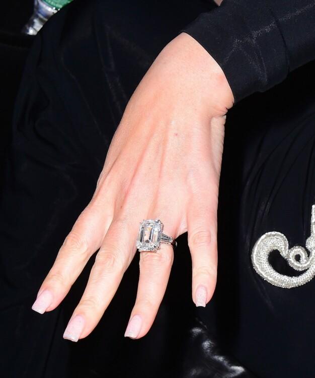 Обручальное кольцо Мэрайи Кэри