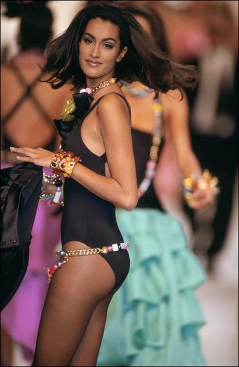 Chanel весна-лето 1991