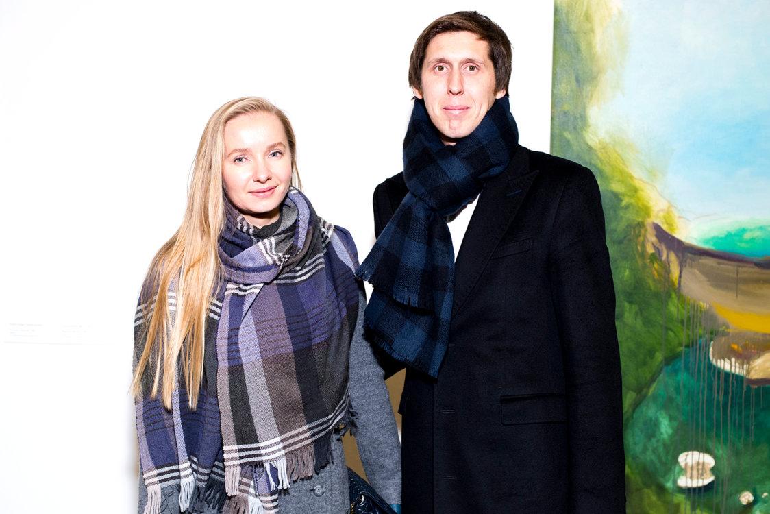 Юля и Максим Волошины