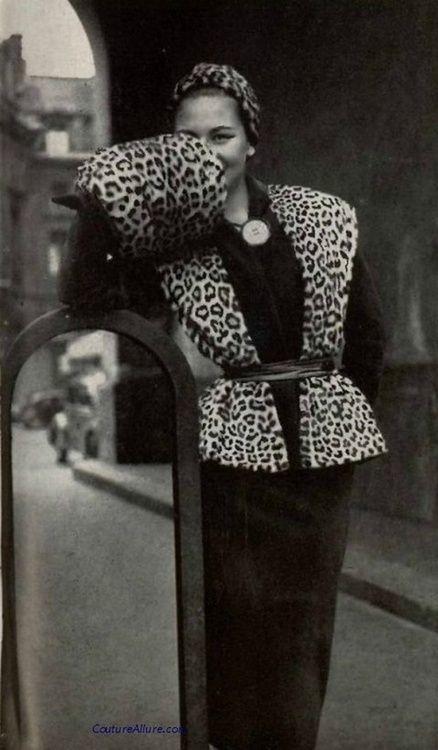 Balmain, 1950-і
