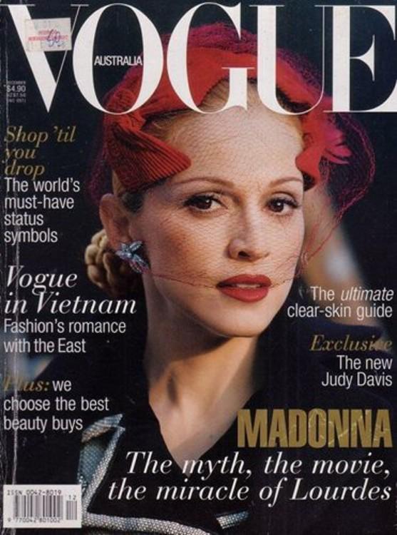 Vogue Australia,1996