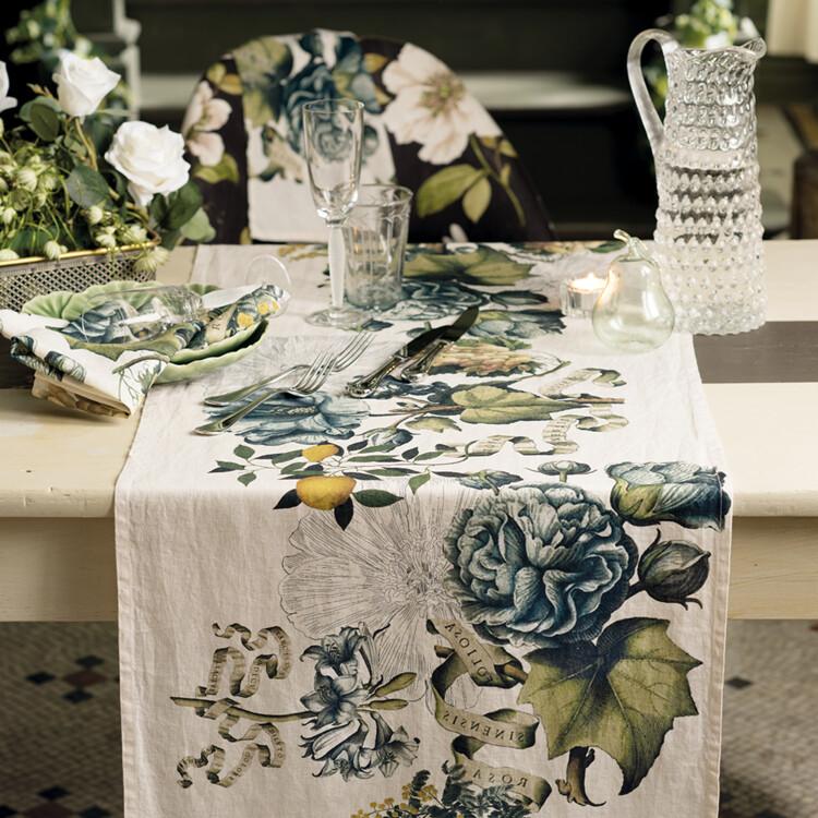 Дорожка на стол из коллекции Giardino Naturel, Garnier Thiebaut