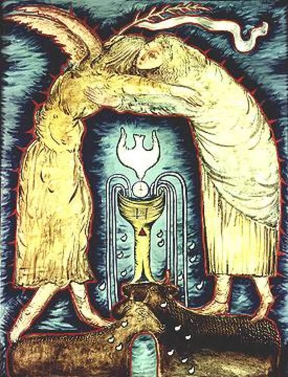 """""""Поклонение новорожденному страху"""", 1989"""