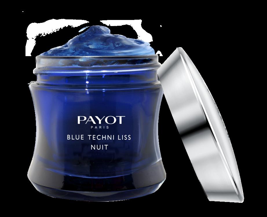 Ночной бальзам Blue Techni Liss Nuit, Payot, для тех, кто много времени проводит за монитором ноутбука и перед телефоном