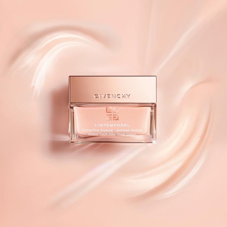 Нежный шелковистый крем для глобальной молодости кожи Global Youth L'Intemporel, Givenchy