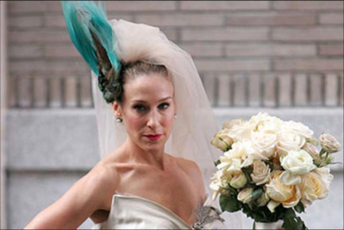 """Сара Джессика Паркер в """"Сексе в большом городе"""", 2008"""