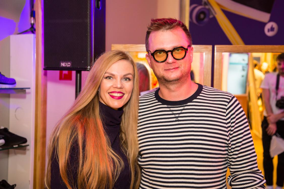 Валерия Толочина и Влад Иваненко