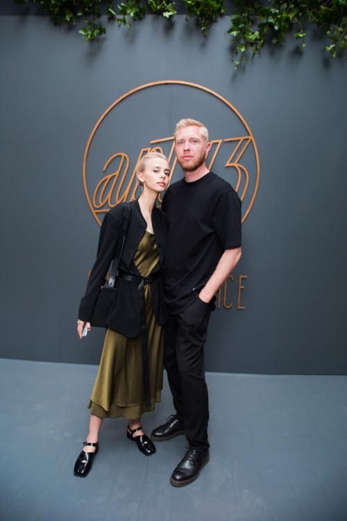 Катерина Шемченко и Виталий Попов