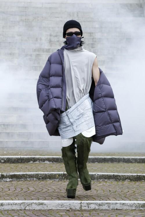 Rick Owens Menswear осінь-зима 2021/2022