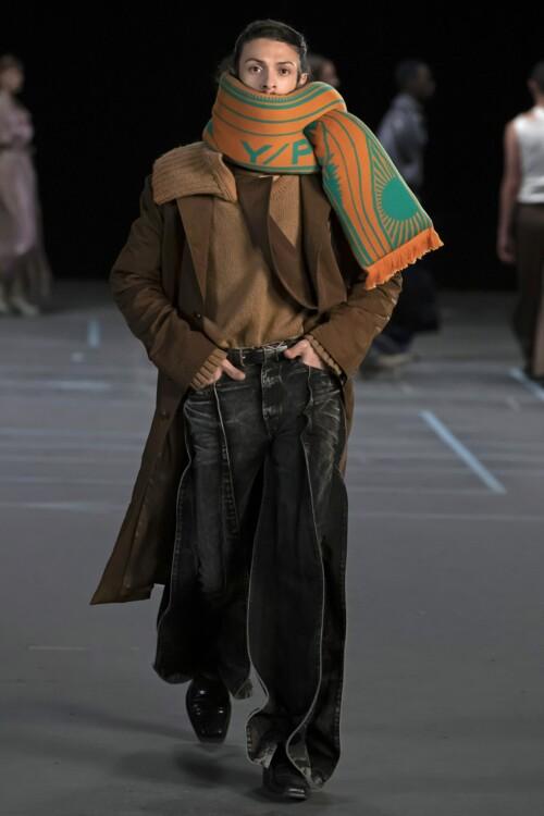 Y/Project Menswear осінь-зима 2021/2022