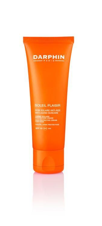 Солнцезащитный крем для лица Anti-Aging Suncare Soleil Plaisir, SPF 50, Darphin