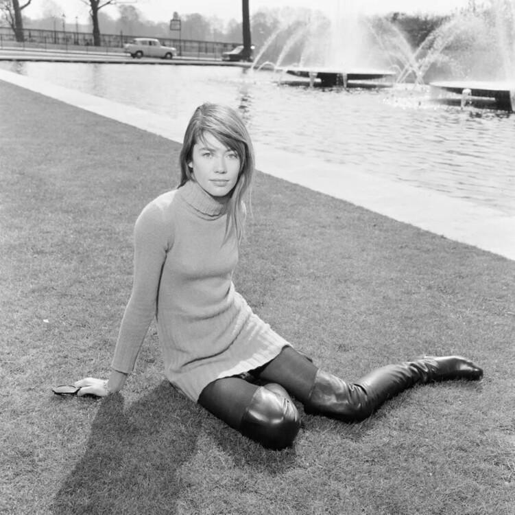Франсуаза Арди, 1968 год