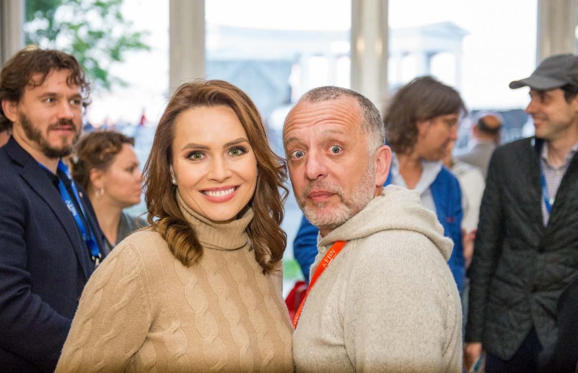 Анастасия Даугуле и Савва Либкин