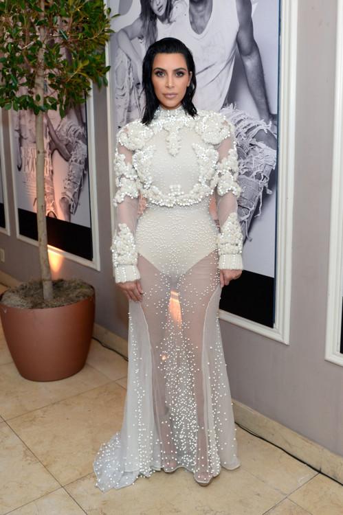 Ким Кардашьян в Givenchy