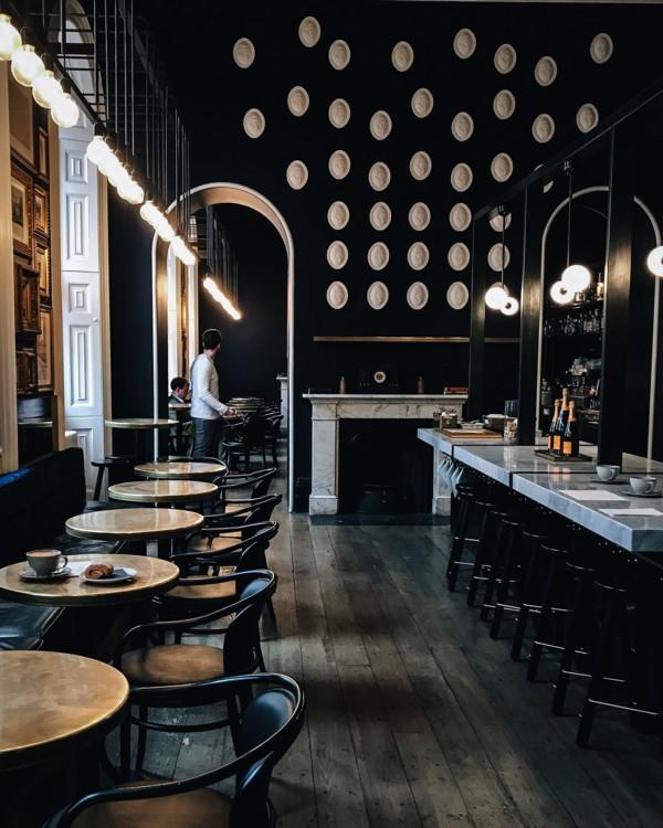 Pennethorne's Bar в Сомерсет-хаусе