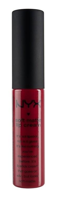Жидкая матовая помада Soft Matte Lip Cream оттенка Monte Carlo, Nyx