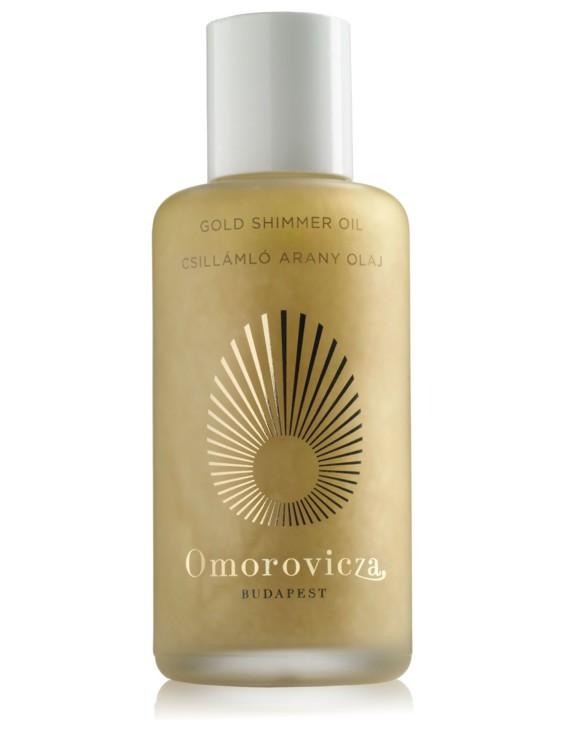 Масло для тела Gold Shimmer Oil, Omorovitza