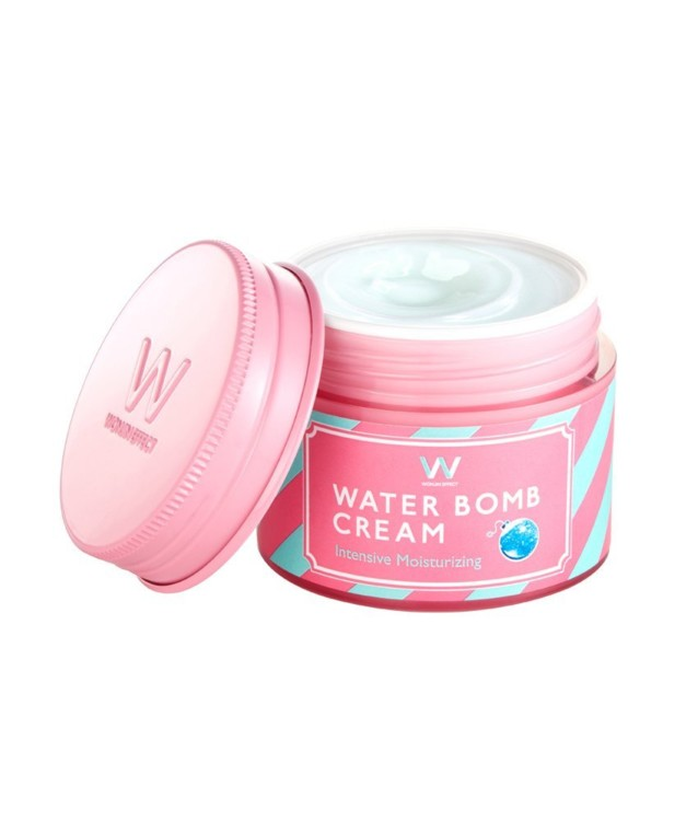Water Bomb Cream, Wonjin Effects