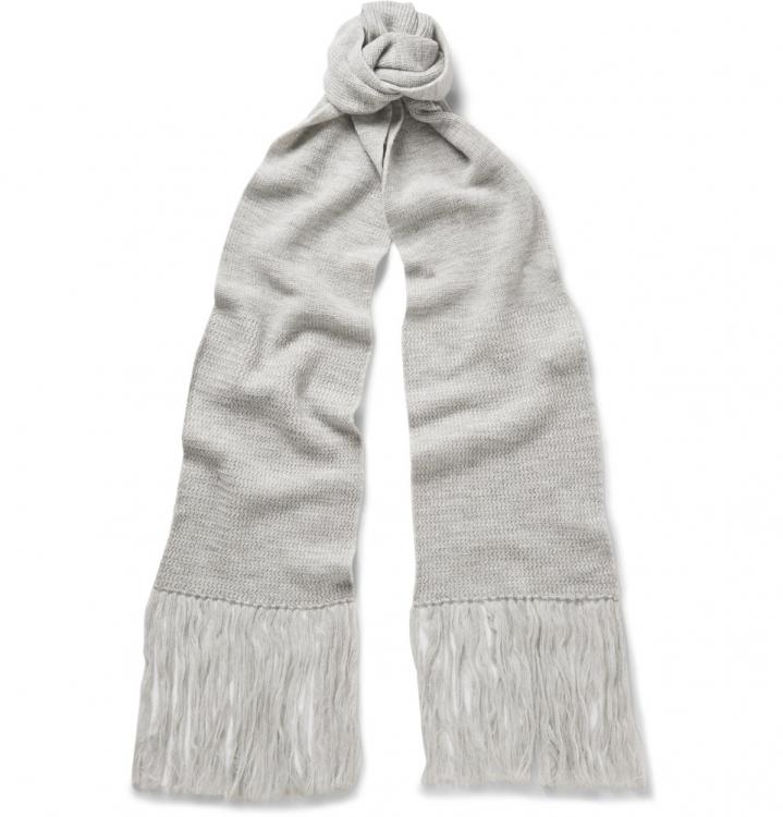 Кашемировый шарф, LANVIN