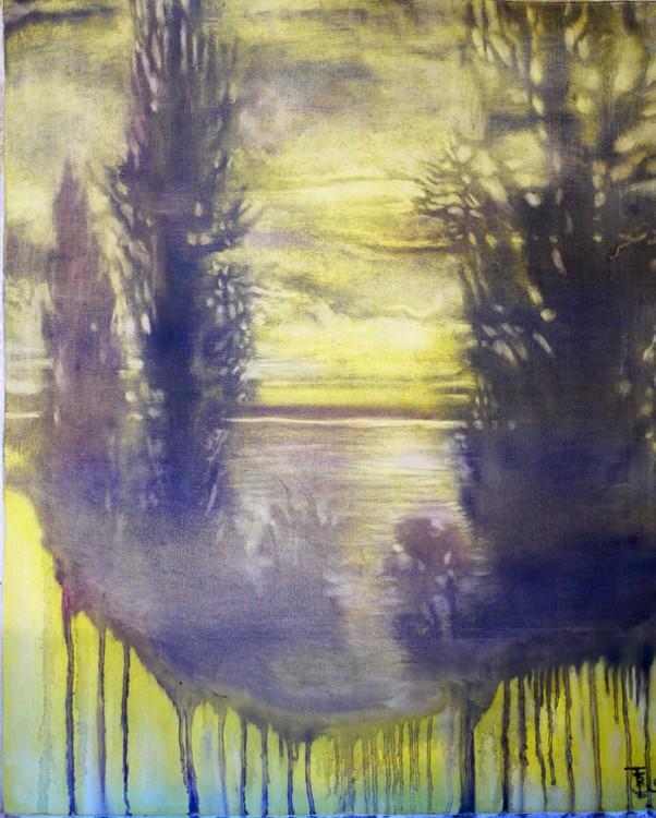 """""""Желтый туман"""", 1994"""