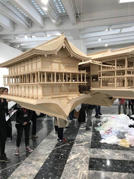 Павильон Японии (фото - Надя Шаповал)