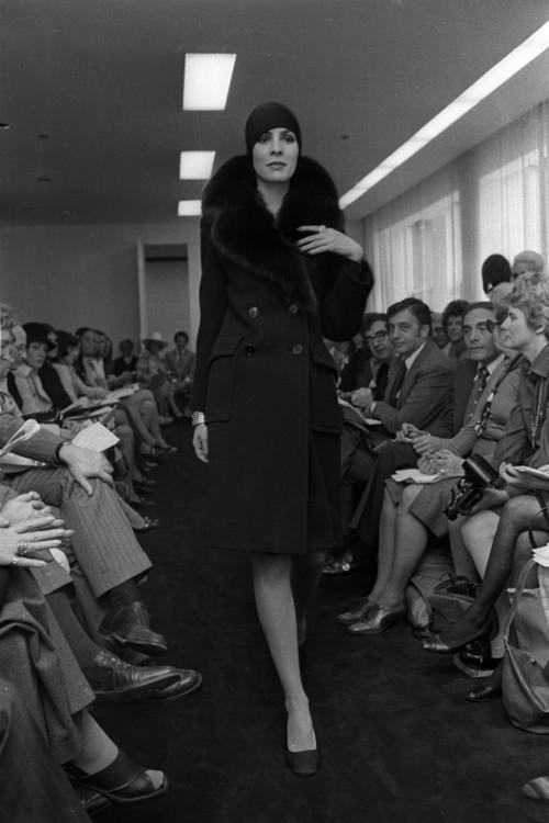 Calvin Klein осінь 1973