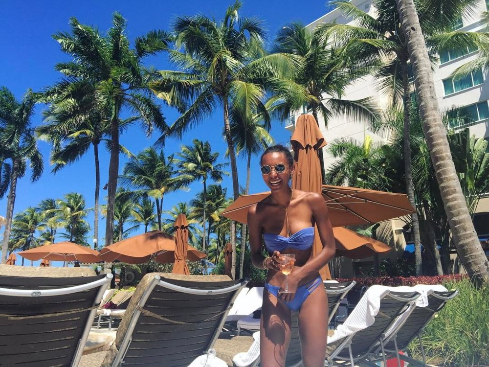 Жасмин Тукс в Майами