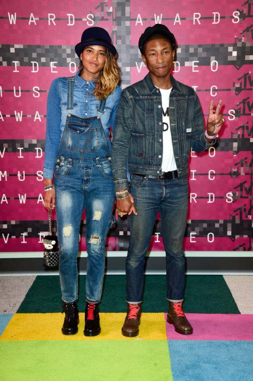 На церемонии MTV Video Music Awards  2015