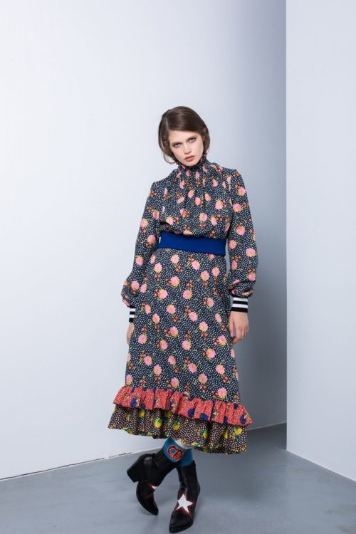 Коллекция Smaranda Almasan весна-лето 2017