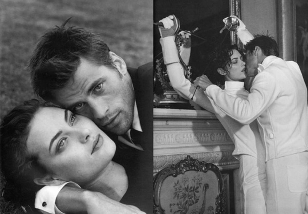 Gianni Versace Uomo осень-зима 1996/1997