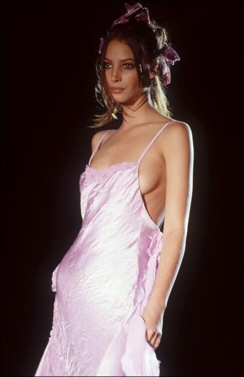 Versace Haute Couture, осень-зима 1993/1994