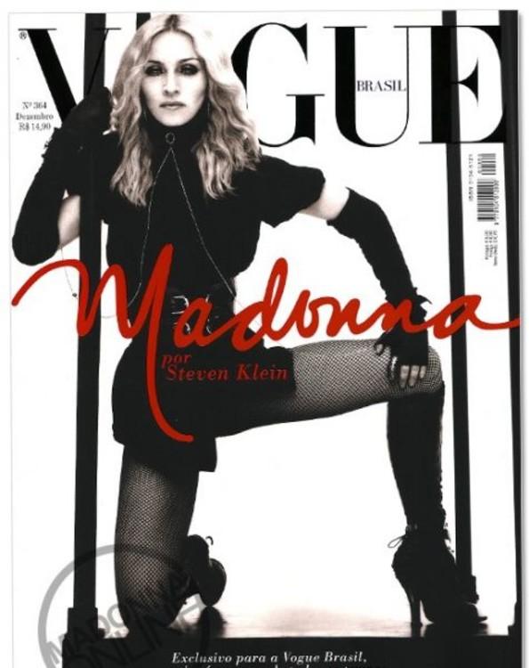 Vogue Brazil, декабрь 2008