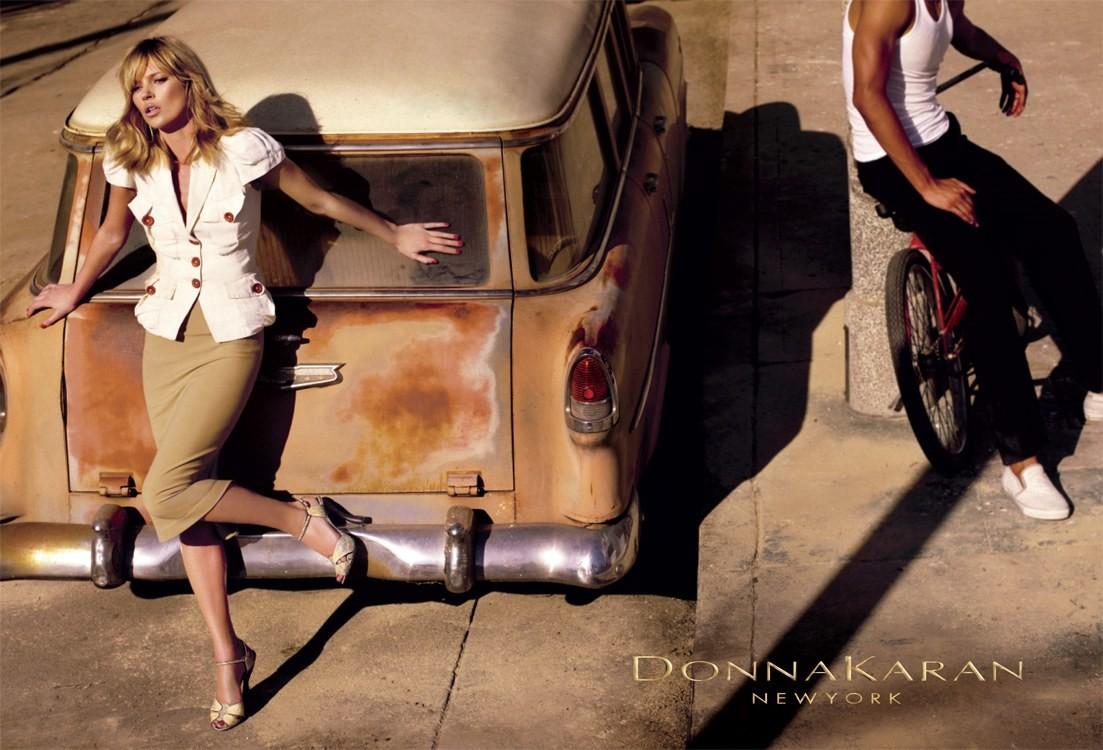 Donna Karan весна-лето 2008