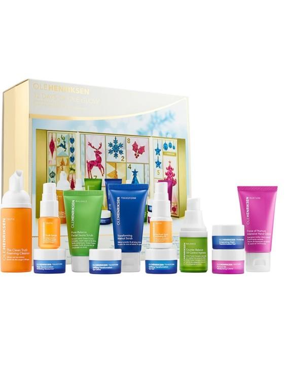 Адвент-календарь 12 Days of OLE Glow Skincare, Ole Henriksen