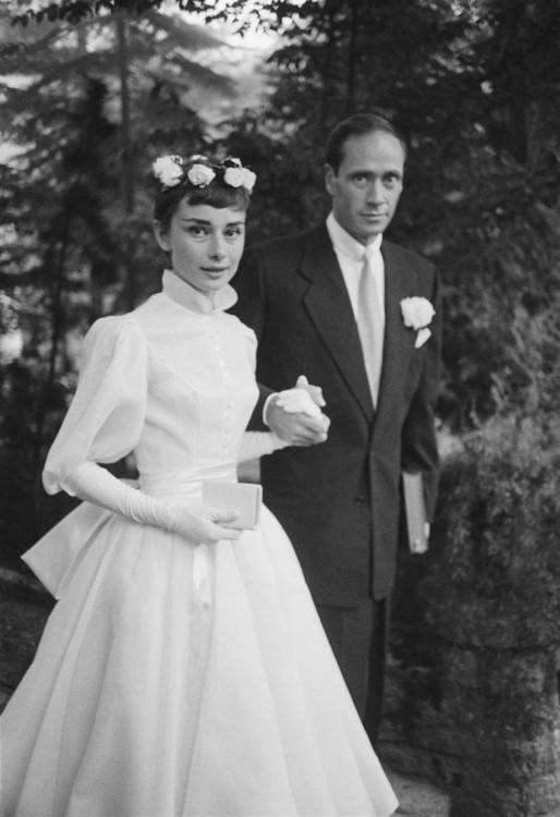 Одрі Гепберн, 1954