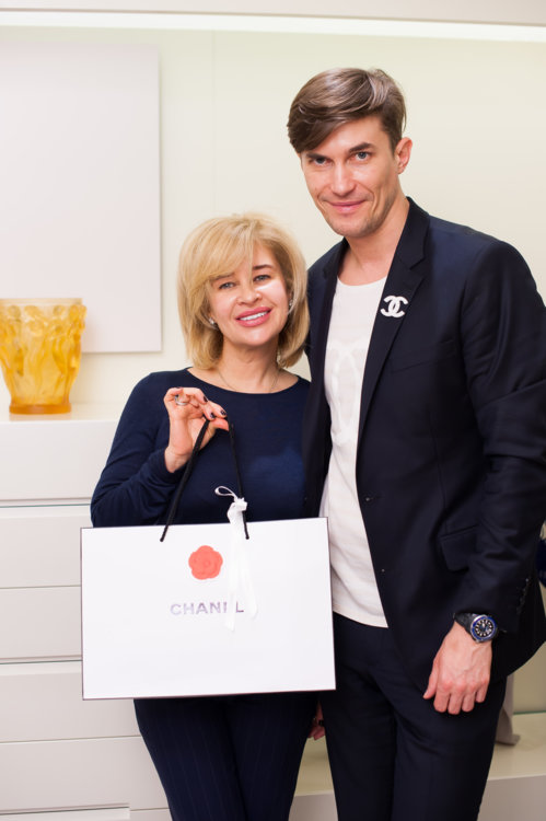 Ирина Дацко и Игорь Игнатенко