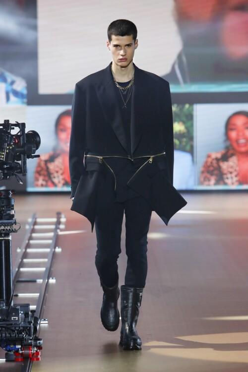 Dolce & Gabbana Menswear осінь-зима 2021/2022