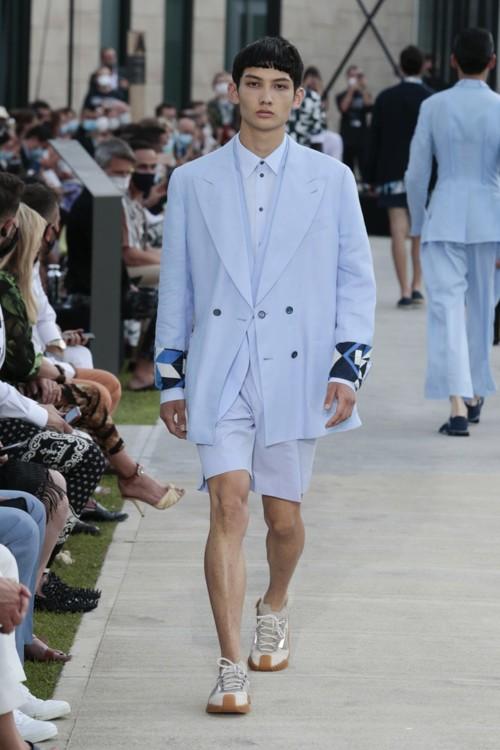 Dolce & Gabbana Menswear весна-лето 2021